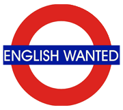 English Wanted